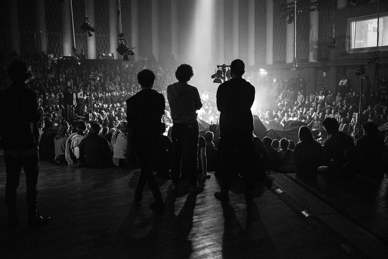 PEOPLE FESTIVAL – Berlin, Funkhaus Nalepastrasse